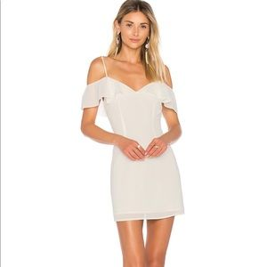By the Way white summer dress